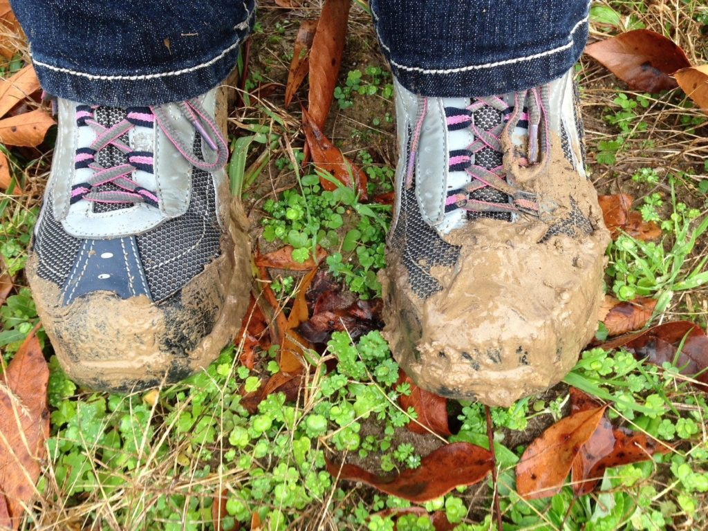 Muddy Boots mean dirty floors. Best Breckenridge carpet cleaning services